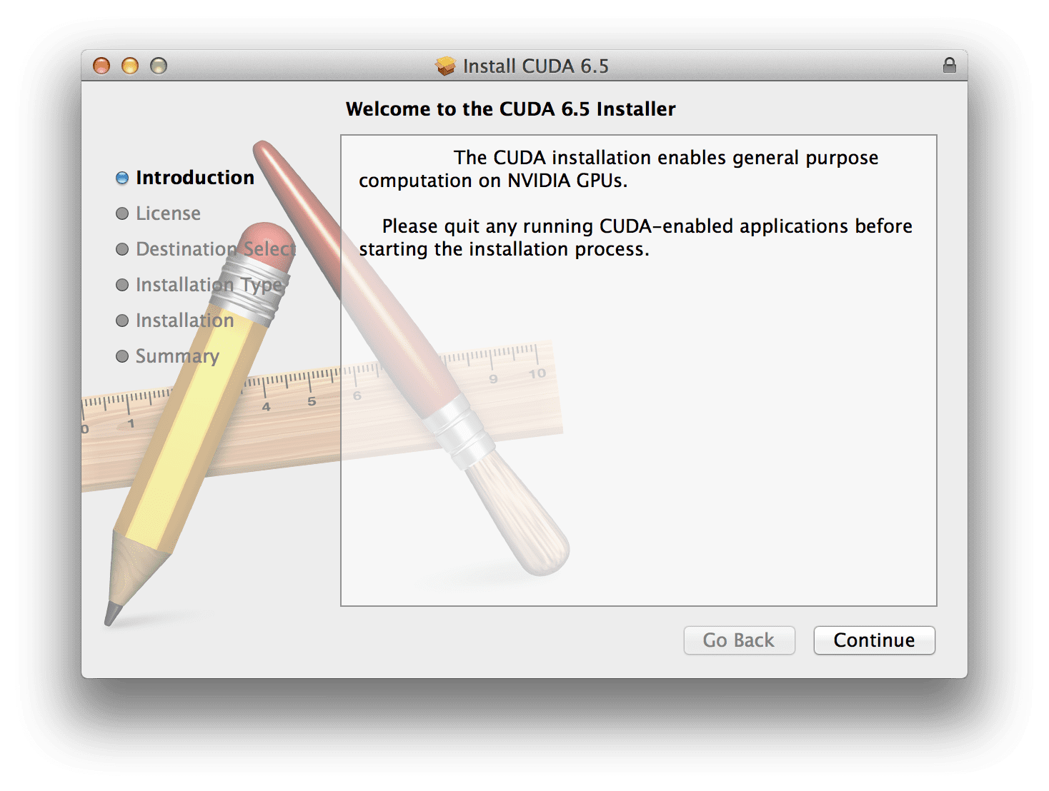 Installing the CUDA Toolkit