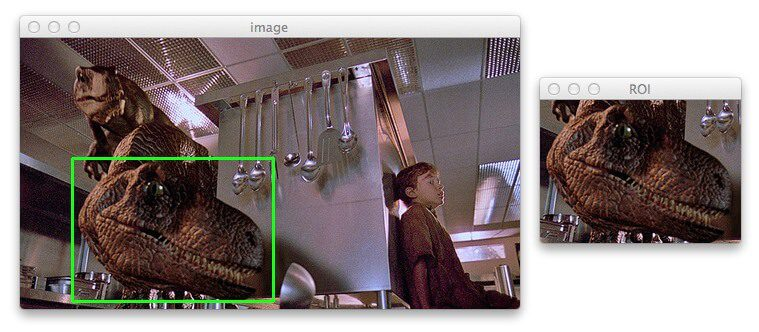 Capturing mouse click events with Python and OpenCV